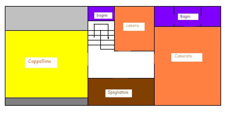 Casa alpina santa croce schio vi for 2 piani di casa storia con maestro al piano principale